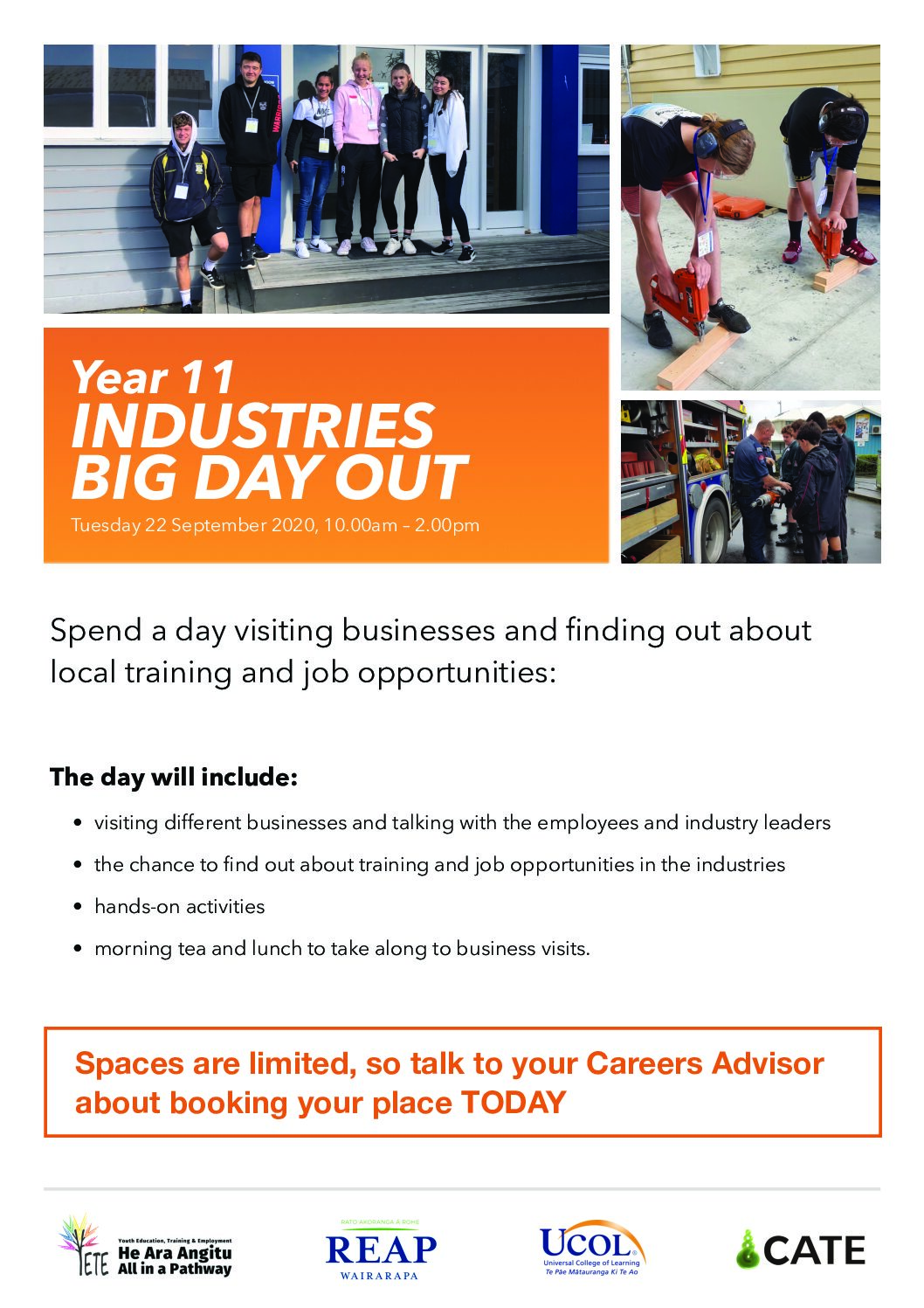 Industries Big Day Out 2020
